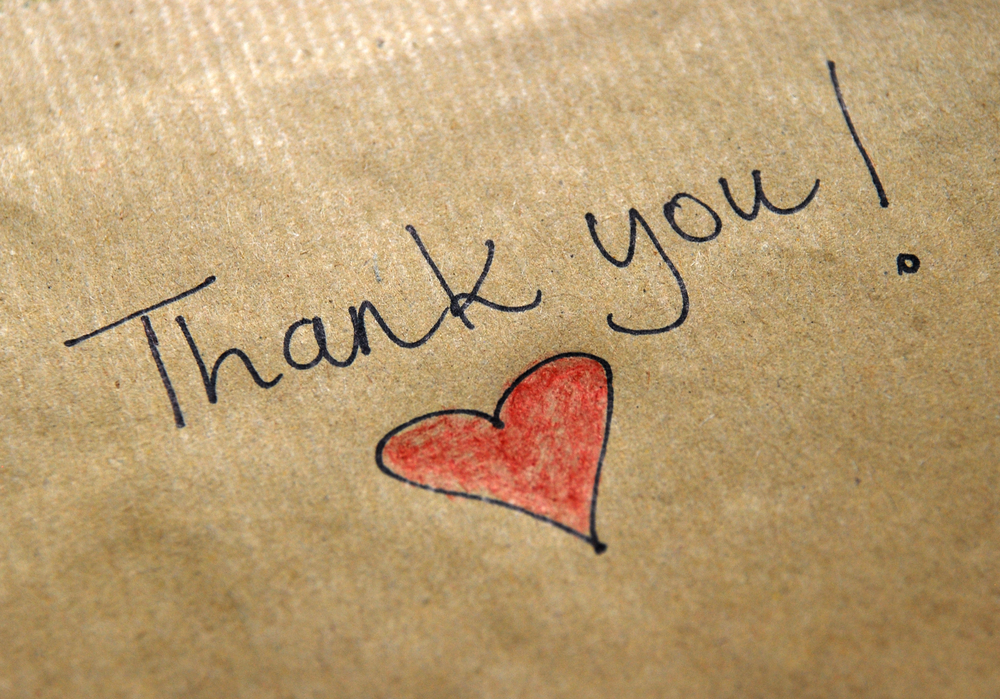 To our many donors and partners that have supported our work during the year