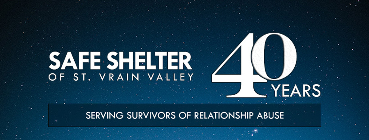 Celebrating 40 Years of serving victims of Relationship Abuse in our Community